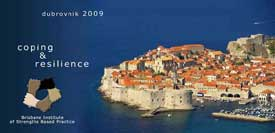 International Conference, Coping and Resilience, Dubrovnik 2009