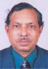 G.C. Mohanta Director Safety DRDL